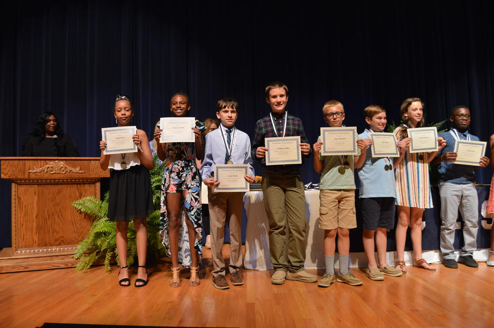 5th grade honor roll 3