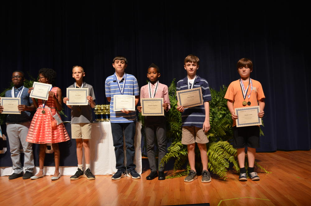 5th grade honor roll 1