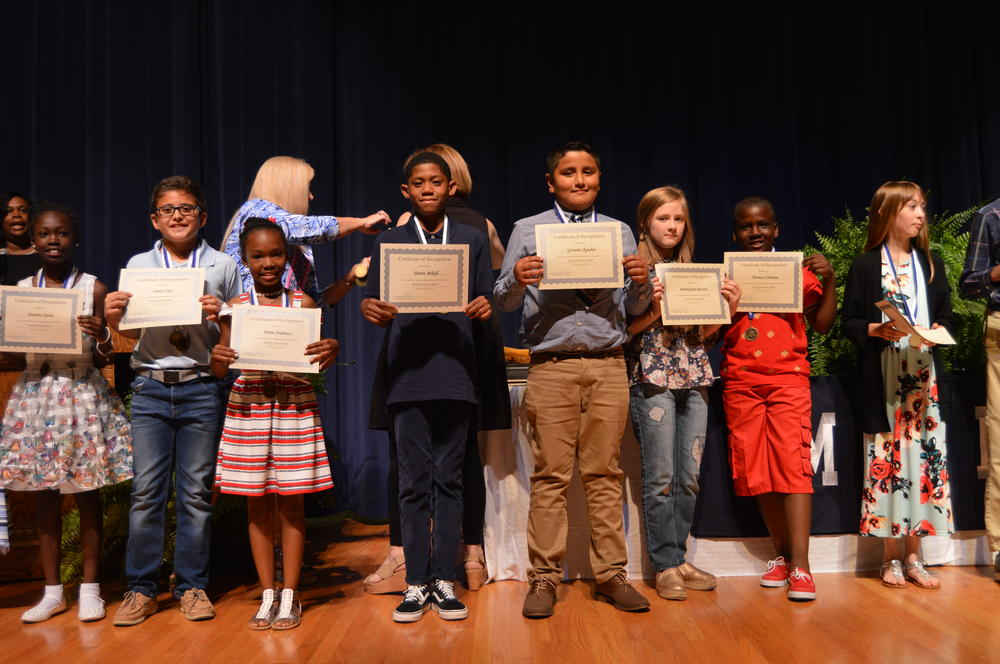 4th grade honor roll 3