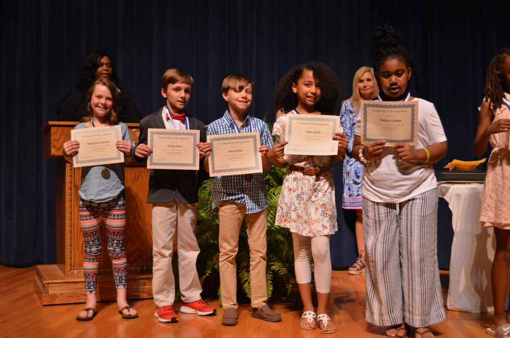 3rd grade honor roll 4